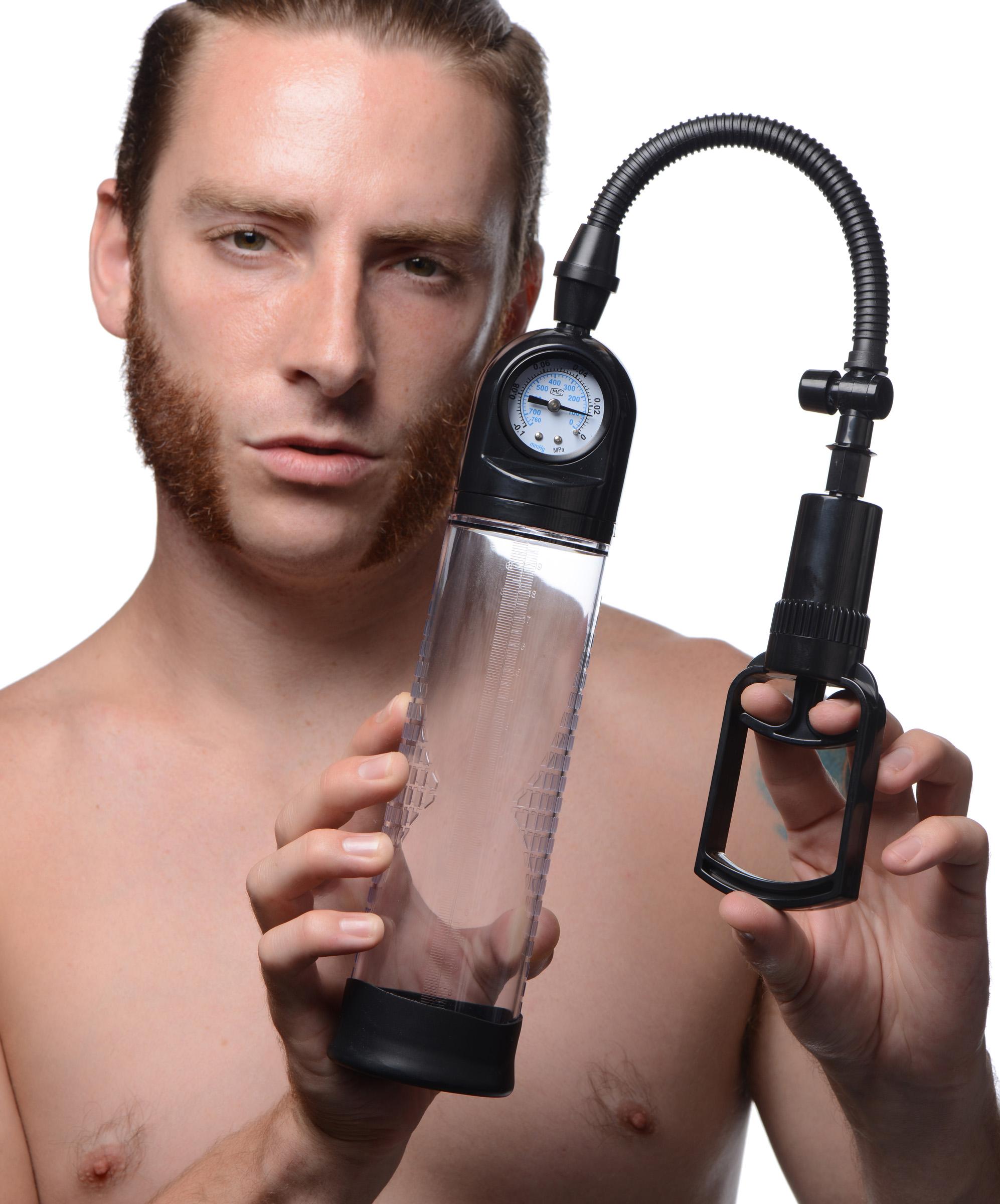 The penis pump