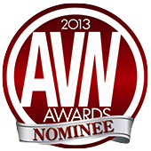 We have been nominated by AVN for distributor of the year.