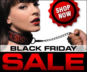 Use our Free 300 x 250 banner to prompt your own Black Friday Sale!
