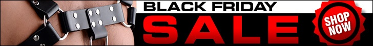 Use this Free 782 x 90 banner to promote your own Black Friday Sale!