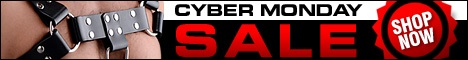 Use this Free 468 x 60  web banner to promote your own Cyber Monday Sale!