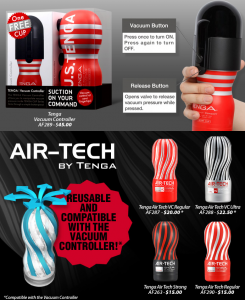 AIRTECH-VACUUM CUP